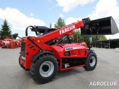 Faresin 6.26 - Универсалният товарач за малките и средни стопанства