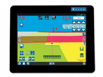 Навигационна система марка  Raven CR12