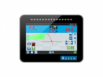 ISOBUS Навигационна Система Raven CR7