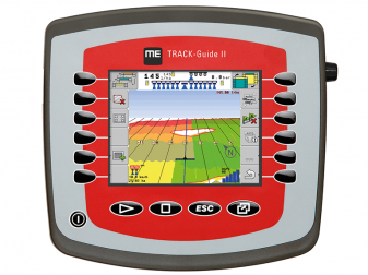 ❗❗❗ Навигационна система Muller Track Guide II с активирани ISOBUS и SECTION CONTROL❗❗❗