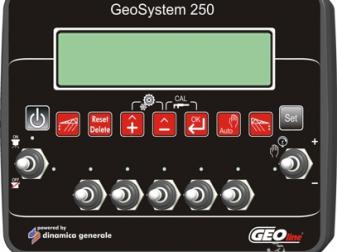 Контролер за пръскачки GeoSystem 250
