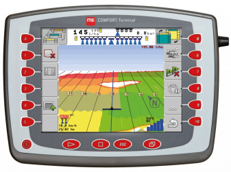 GPS навигация Comfort Terminal- Muller Elektronik