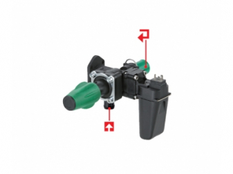 Електрически клапан с механичен байпас