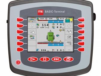 GPS навигация Basic Terminal TOP на Muller Elektronik