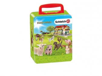 Детска кутия - Ферма - 600K3113